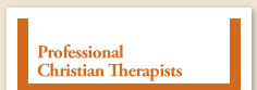 Professionsl Christian Therapists
